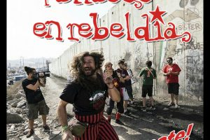 ARTISTAS DE TODO EL MUNDO SE ADHIEREN AL MANIFIESTO DE PALLASOS EN REBELDÍA POR UNA PALESTINA LIBRE Y FELIZ #ArtistasPorPalestina