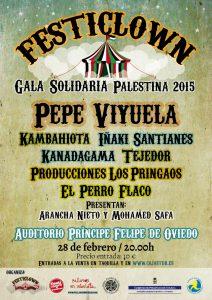 Cartel Gala Solidaria_Oviedo2015_Festiclown