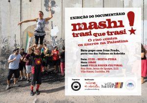 cartel_Documentario mashi_trasi_Curitiba 2016