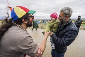 refugiados pallasos en rebeldia