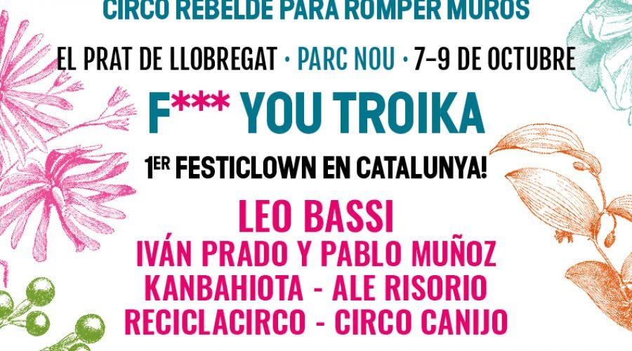 Festival Esperanzah! y Festiclown unen sus fuerzas en un fin de semana de cultura con causa
