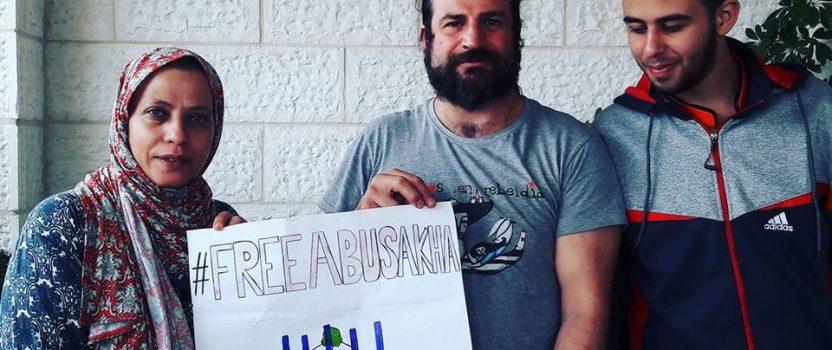 Pallasos en Rebeldía se vuelca con la campaña #FreeAbuSakha