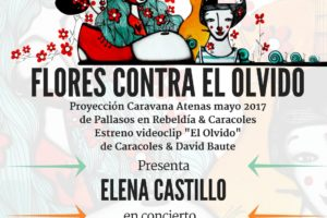 Gala Solidaria con Pallasos en Rebeldía en Tenerife para presentar el videoclip de Caracoles 'El Olvido'