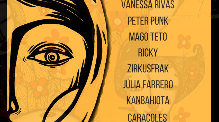 Dos galas solidarias llevan el espíritu de #FloresContraElOlvido a Galicia el 18 y 19 de agosto