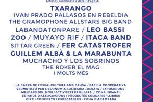 Iván Prado participa en la próxima edición de Esperanzah, la fiesta de la economía solidaria