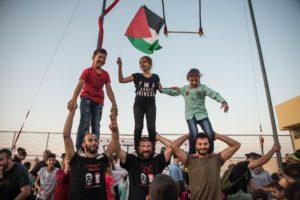 Crónica del 4º Festiclown Palestina:  diez días de circo rebelde contra la ocupación #CircusAgainstOccupation