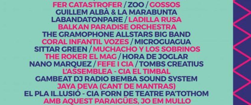 Leo Bassi e Iván Prado estarán este fin de semana en el Festiclown Esperanzah! de El Prat