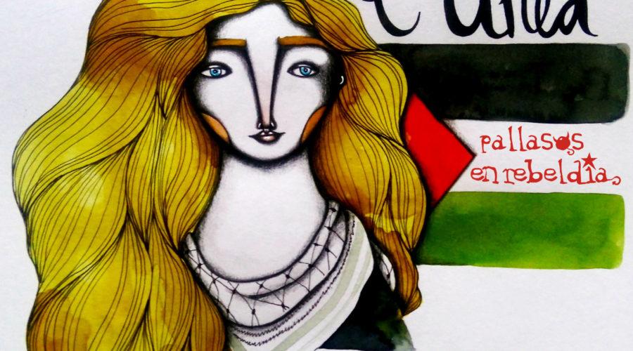 Gala por la libertad de Ahed Tamimi y tod@s los pres@s palestin@s