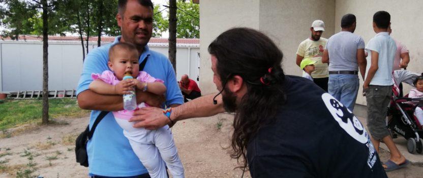 Vídeo resumen_Caravana Refugiando Esperanzas. Junio 2018.