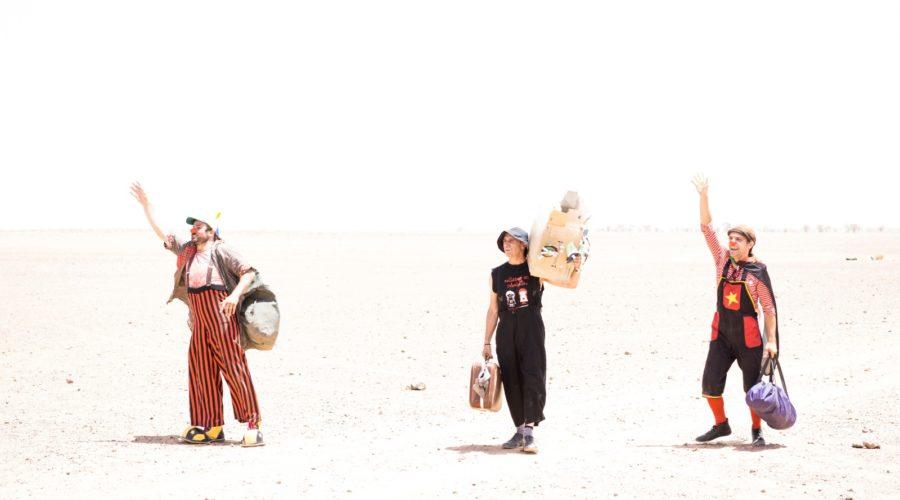 La risa como herramienta para la liberación del pueblo saharaui