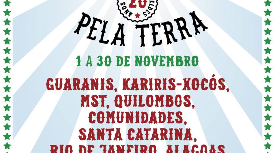 La segunda edición de Festiclown Pela Terra vuelve a unir a Pallasos en Rebeldía y  a Txarango