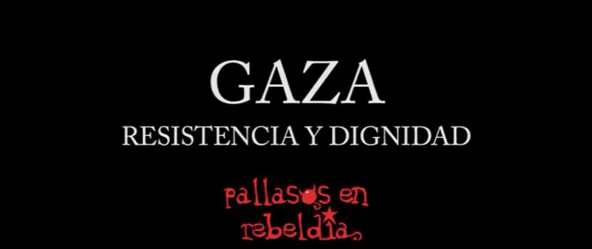 El Festiclown Palestina 2018 terminó con una visita a Gaza