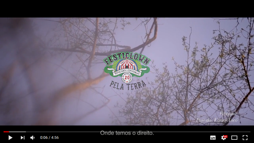 Screenshot_2018-12-05 Festiclown Pela Terra 2018 - YouTube