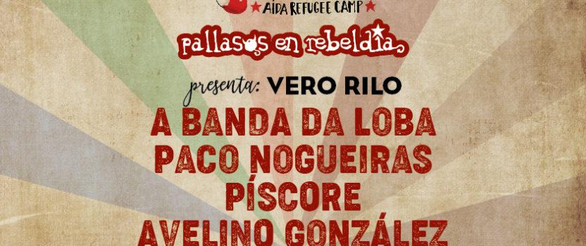 Gala Rebelde Solidaria de nadal en Santiago de Compostela