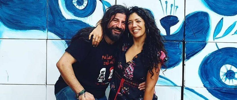Entrevista en directo de Iván Prado e Iris Serrano el viernes 8 en Instagram