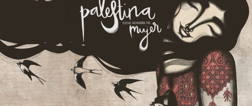 Lanzamos un Verkami para el libro Palestina tiene nombre de mujer