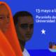 Gala por el derecho a migrar en La Laguna