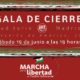 Una gala solidaria pone el broche final a las Marchas Saharauis